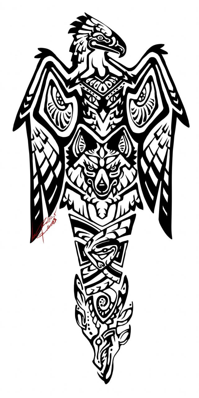 Looking for a tattoo in this style but with different animals. I'm willing to pay commission for a design that I like. I'd like the size to be around 6-7 inches at the widest part, 2-3 at the bottom, and 10-12 long. If you're interested and/or have a portfolio i can look at, DM me with details.