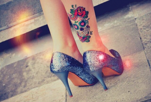Colorful Tattoo Ideas