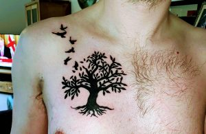 Tree of Life - Very impressed with the Artist. Hoping to continue on further down my arm.