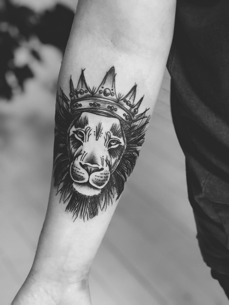 My first Tattoo made some months ago at Face It Tattoo, in a small town called Frista.