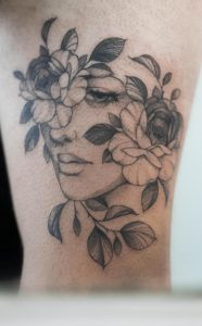 Newest piece on my right arm by Garett at Alchemy Body Arts, Medicine Hat, AB