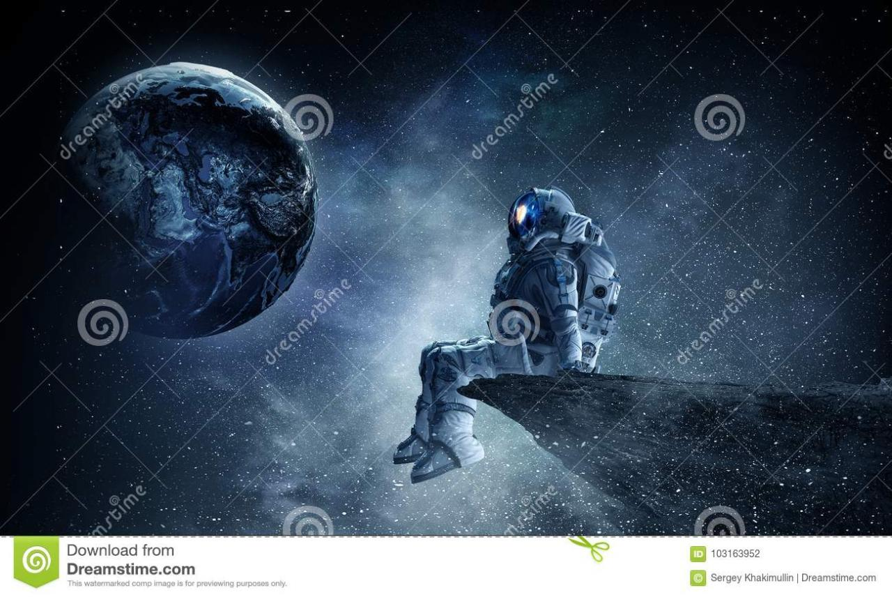 Do you think this could transition over into a tattoo? I was thinking just the astronaut.