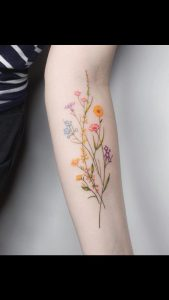 What style of tattoo is this? What would one ask for if looking to get a tattoo like this?