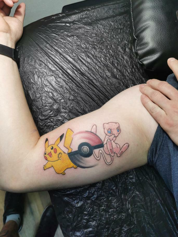 I added a little something to the Pokéball i posted recently. What do you guys think?