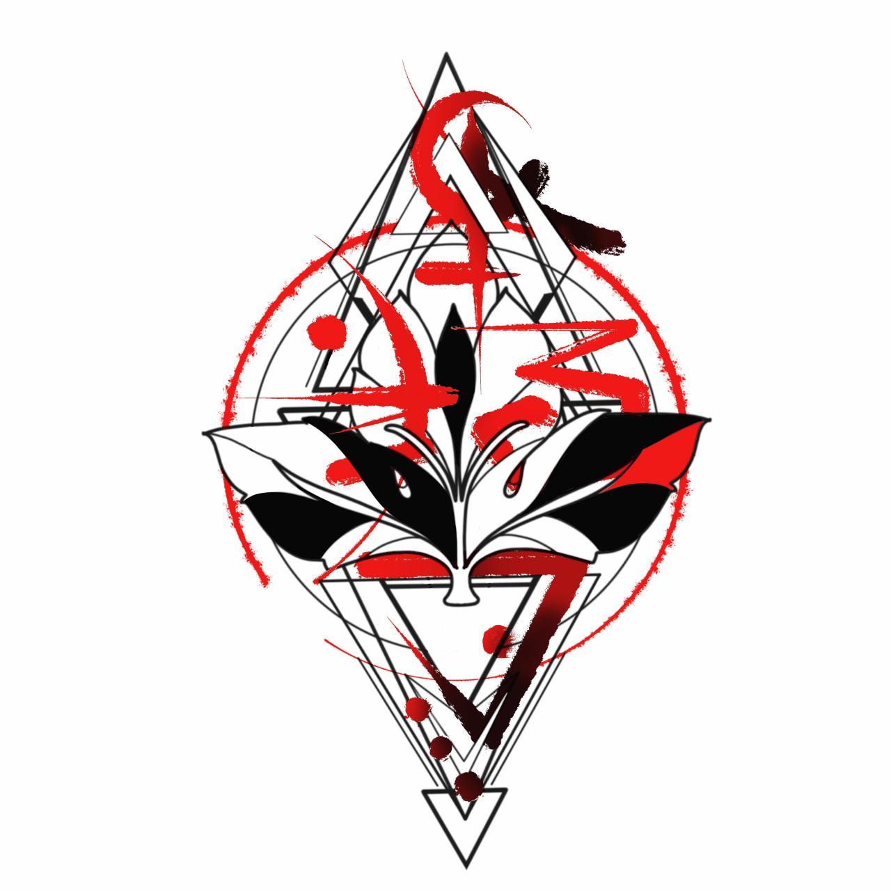 sigil tattoo - I'm open for commissions - PM for custom designs