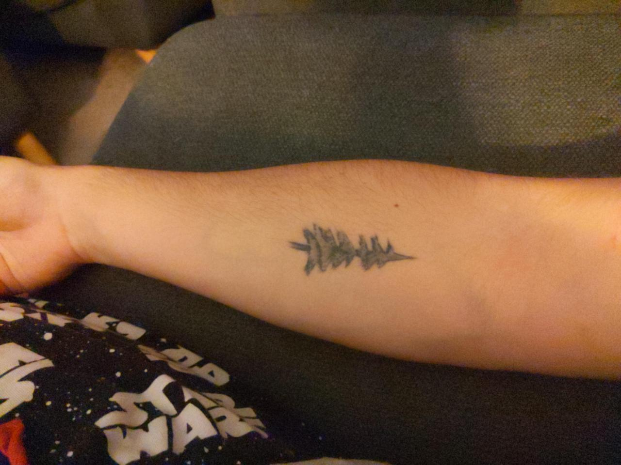 I've got this lone tree tattoo and I really need a design to expand it for a full piece any design ideas for incorporating it into a bigger design ?