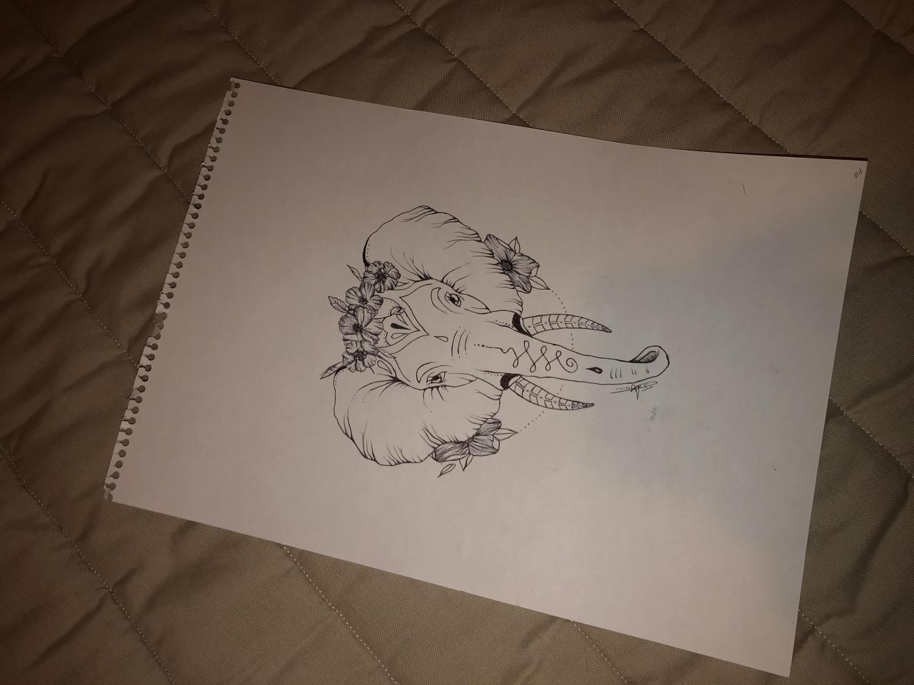 did this for my friend.