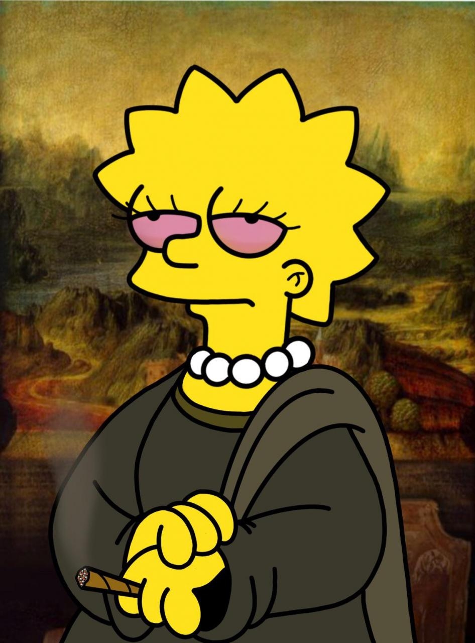 Big Stoner Lisa