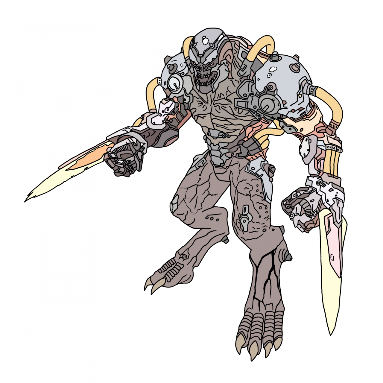 OG_SLOTH_420 insta Dread Knight
