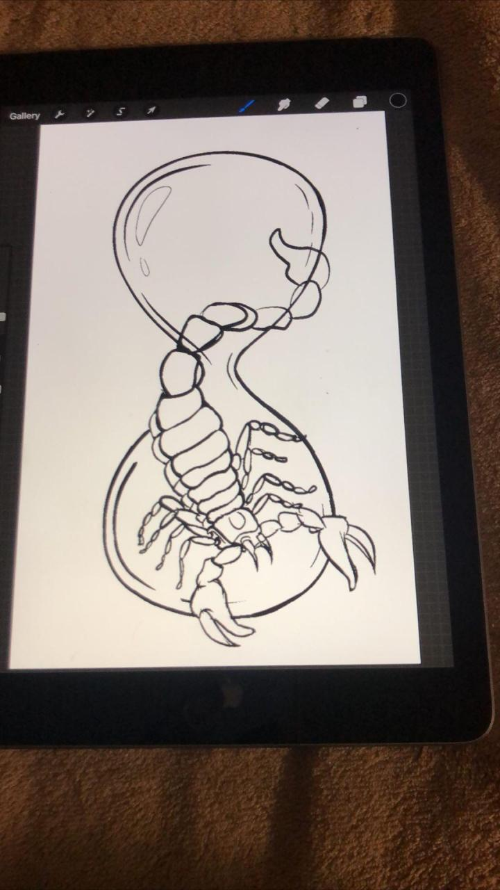 Need someone who can make a nice realistic tattoo out of this base design