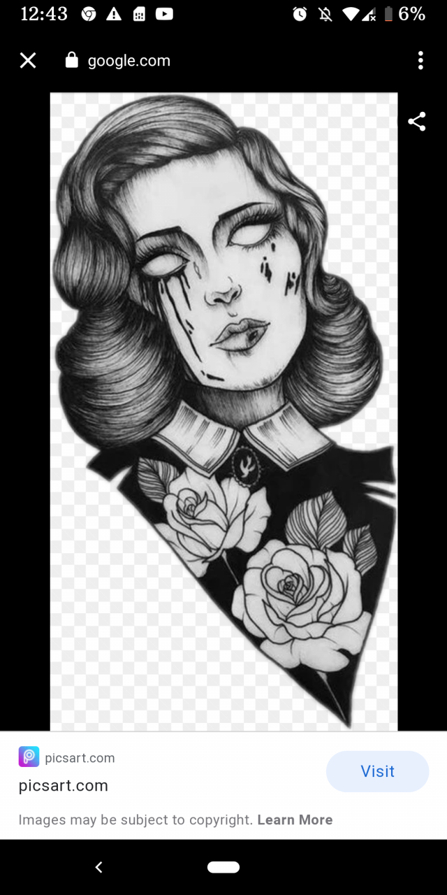 Hi I'm looking for the original artist of this design but can't seem to find it anywhere. Can anyone help me with this? I want to get it as a tattoo but don't want to steal the design.