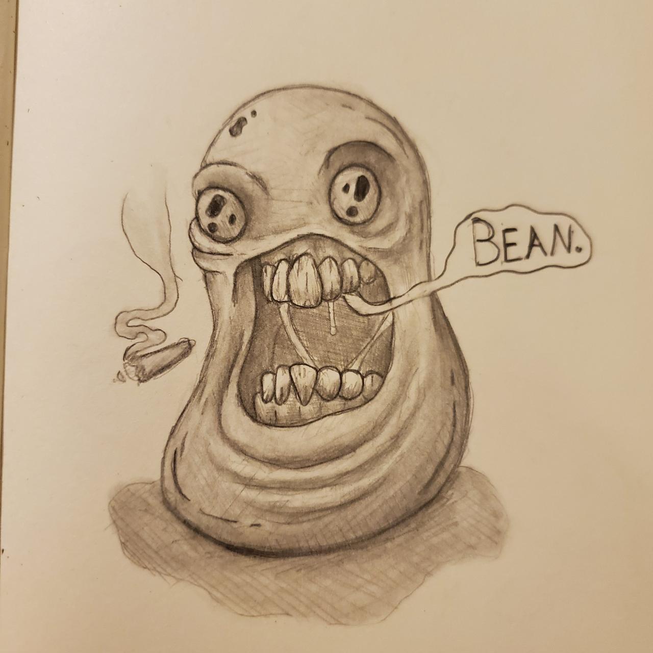 Anyone want a bean tattoo?
