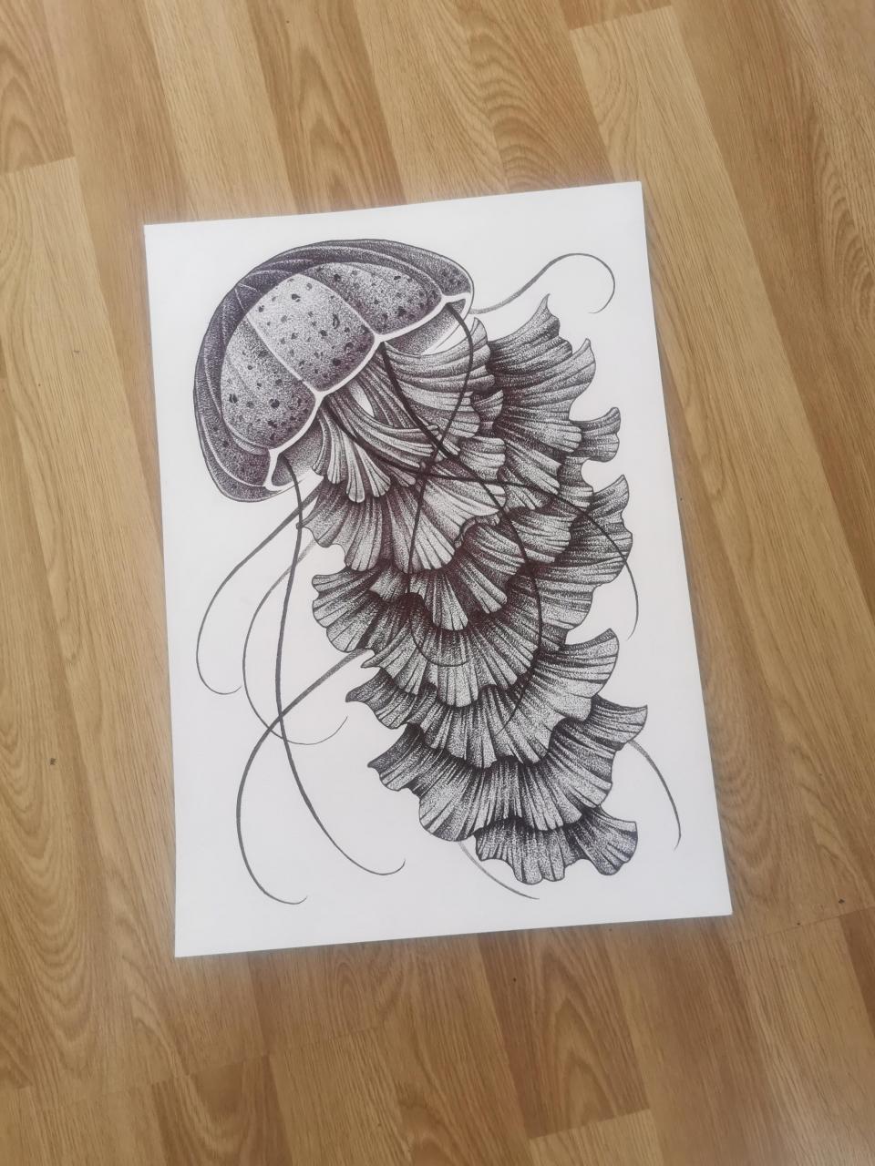 Tattoo design by me at Marda Tattoo Company, Vienna(AT), Brno (CZ) IG:@mancus_tattoo