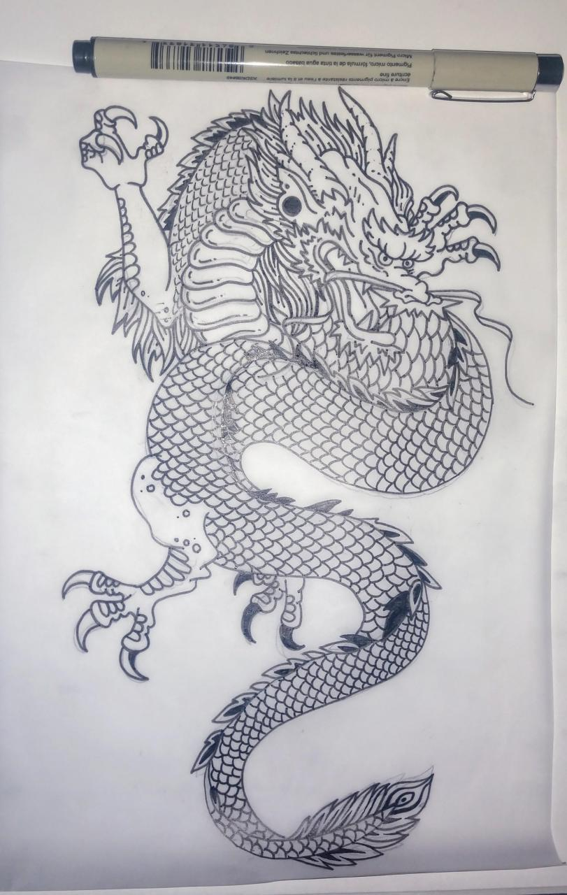 I am an aspiring tattoo artist. Trying to build a portfolio for an apprenticeship. Any criticism welcome