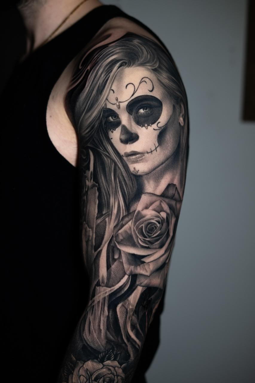 My arm done by @jakerosstattoos in Mentor, OH