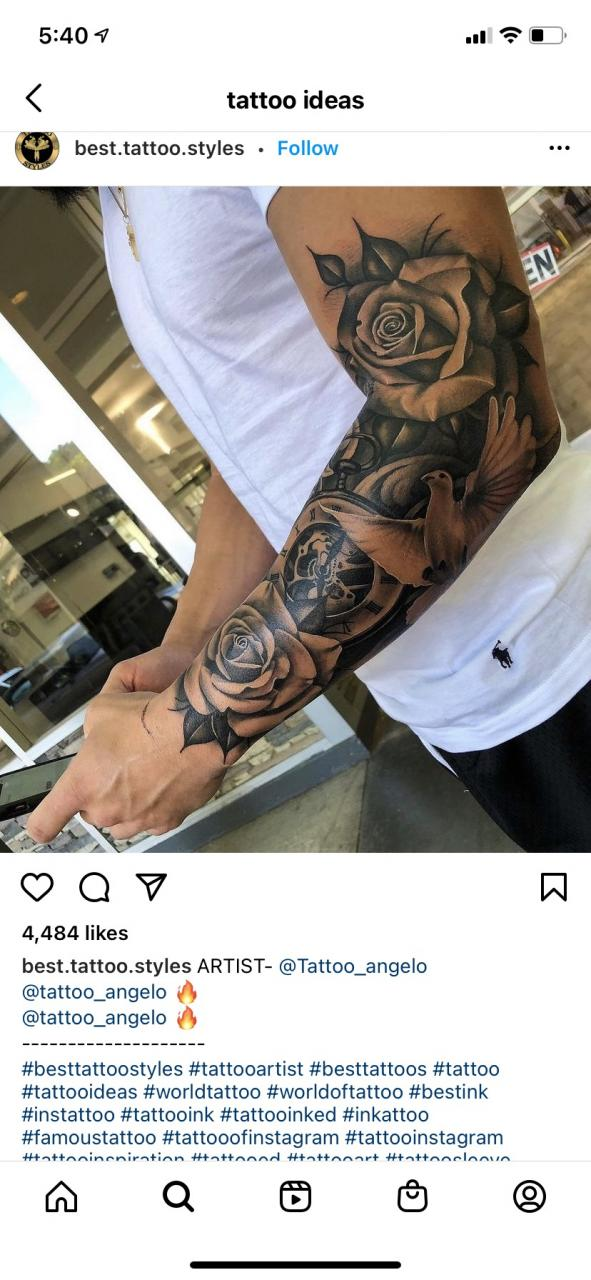 Looking for artist in Chicago for black work/negative space. Not sure what to call it but I included some examples I found online. Looking to do a full sleeve with no color since my other arm is all color. Any suggestions appreciated!